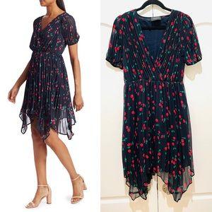 The Kooples Paris Naive Cherry dress 2